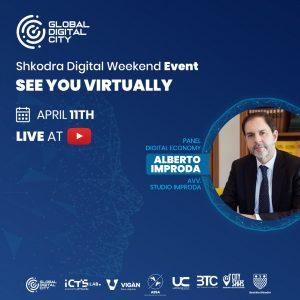 Alberto Improda fondazione città italia Studio Improda Global Digital City Albania