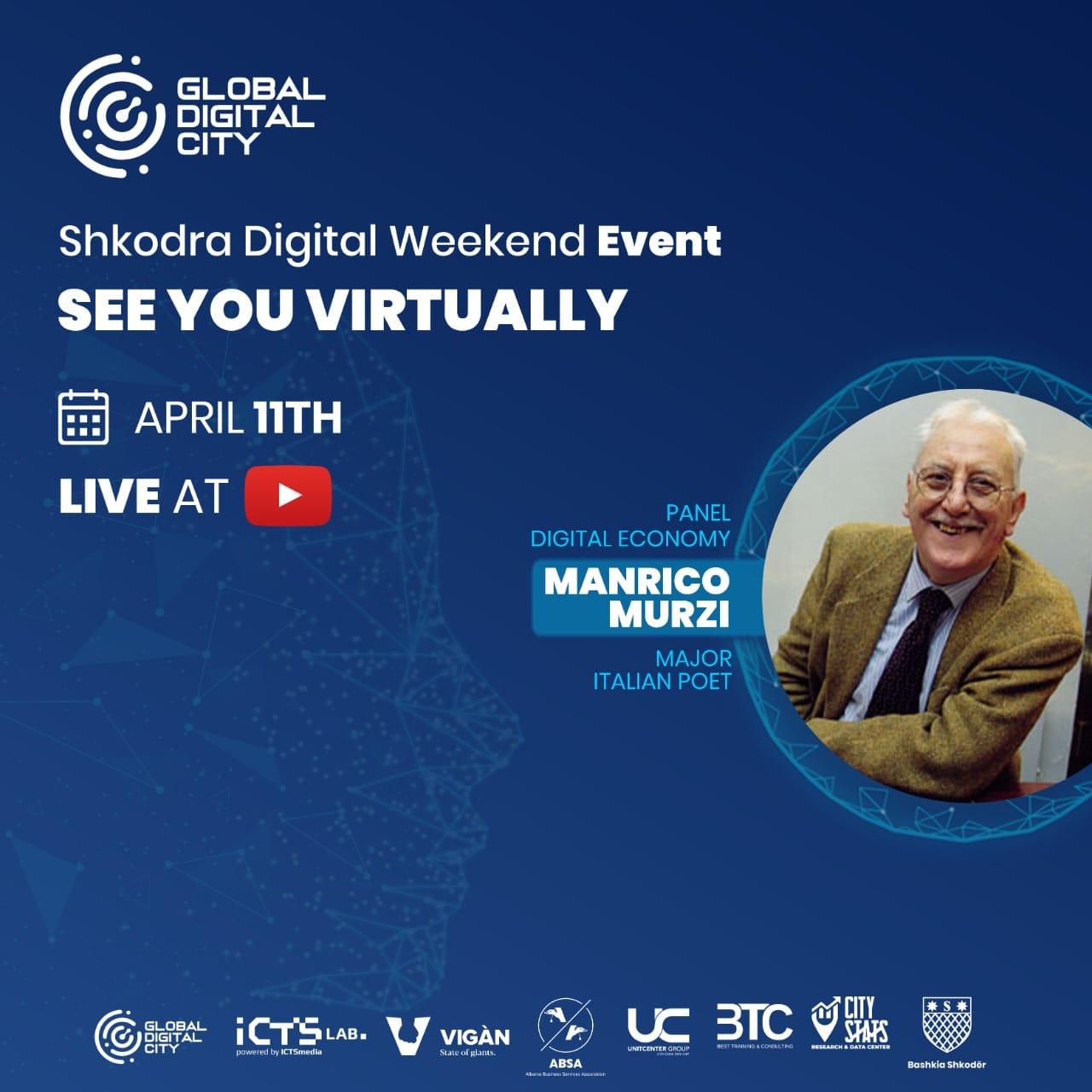 Manrico Murzi Italian Poet Global Digital City