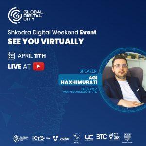 Agi Haxhimurati Global Digital City Albania