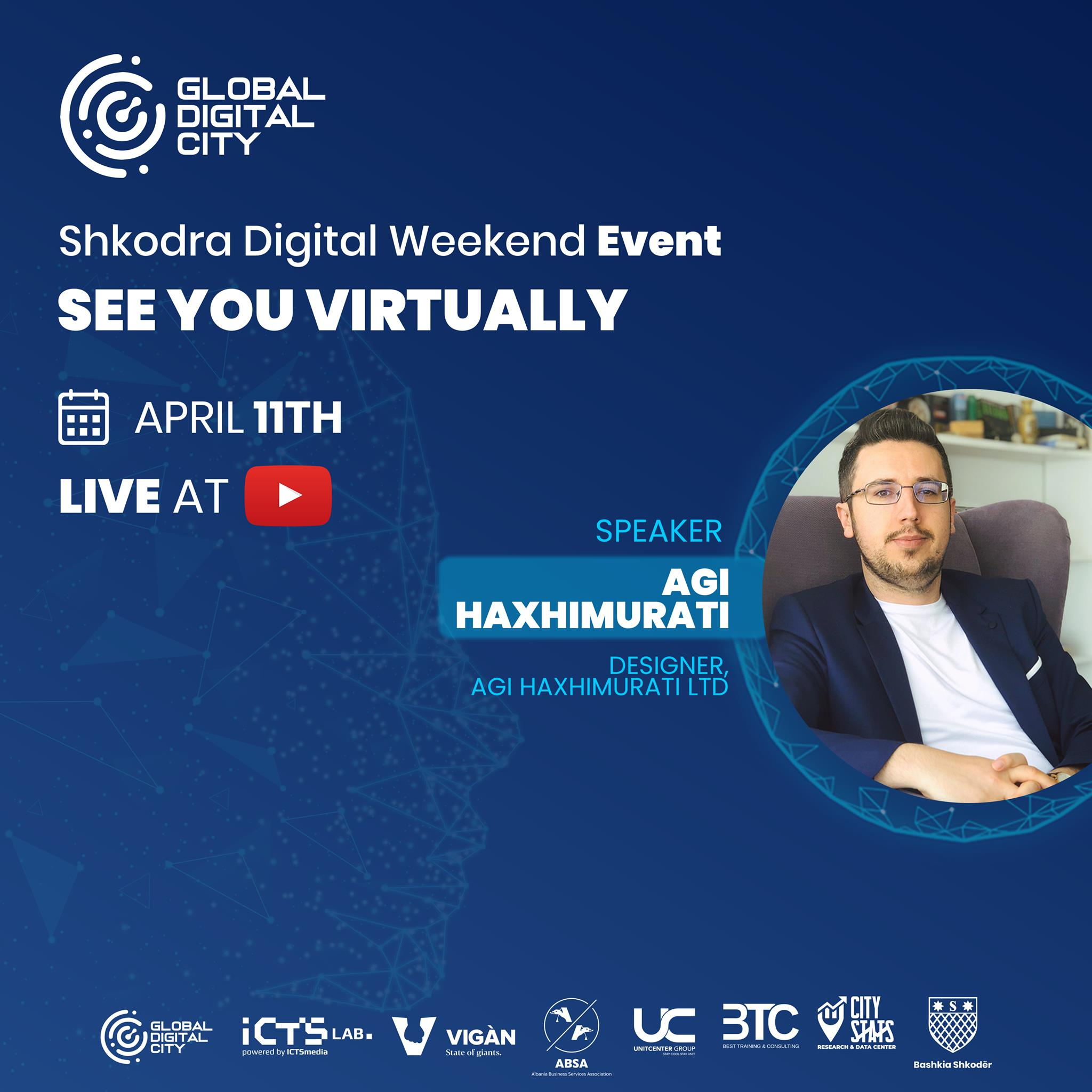 Agi Haxhimurati Global Digital City Albania